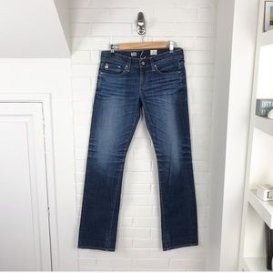 {Adriano Goldschmied} Tomboy Relaxed Straight Jean